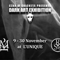 Dark Art Exhibition