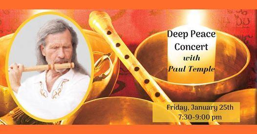 Deep Peace Concert