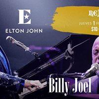 Tributo Elton John y Billy Joel