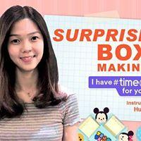 Surprise Box Making Class