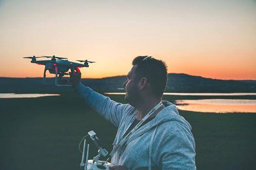 parrot drone greece