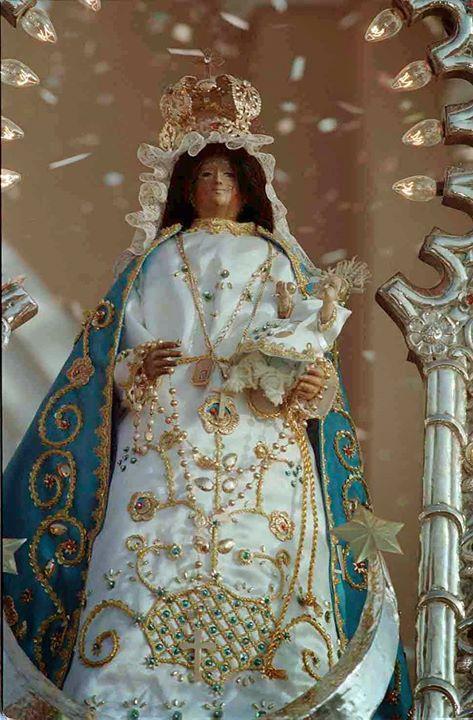 5ta Novena De La Virgen Del Rosario De Yauca Fam Hernandez G Ica