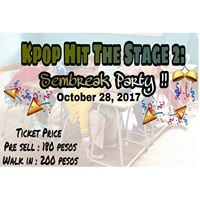 Kpop Hit The Stage 2 Sembreak Party