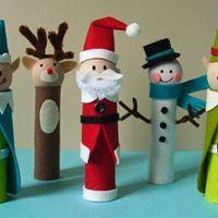 Holiday Kid Drop Parent Shop