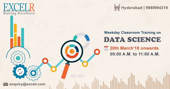Weekday Classroom Training On Data Science