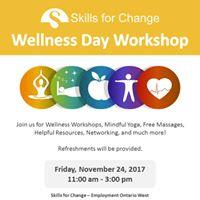 Wellness Day Workshop