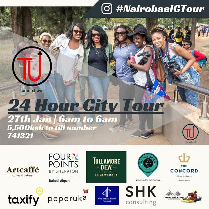 Nairobae IG Tour 2.0