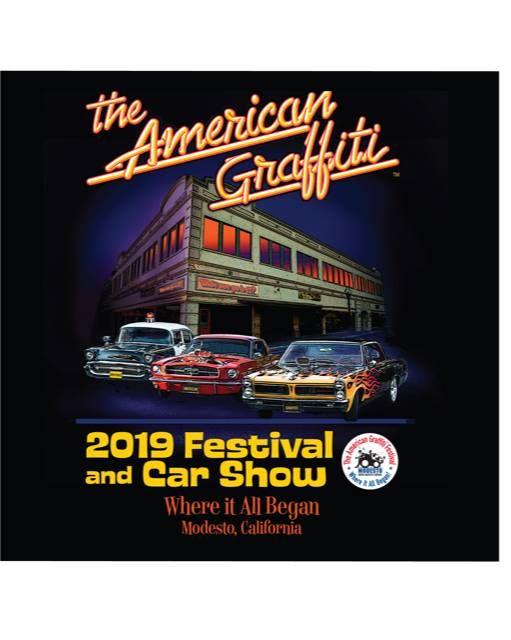 2019 Amercan Graffit Festival & Car Show