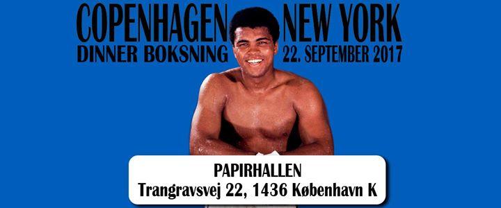 Copenhagen vs. New York