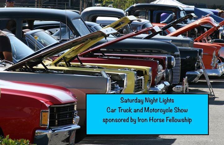 Saturday Night Lights Car Truck And Motorcycle Show At - Car show chesapeake va