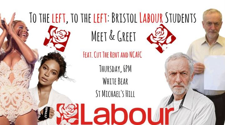Bristol labour students meet and greet at the white bear bristol bristol labour students meet and greet m4hsunfo