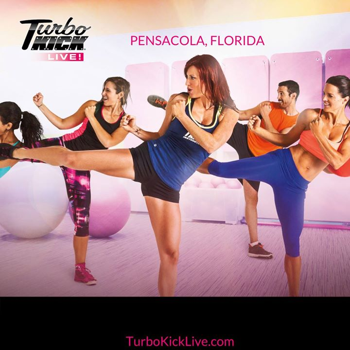 Turbo Kick® LIVE Instructor Training - Pensacola, Florida at Turbo ...