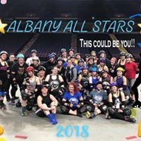 Albany All Stars Recruitment Night