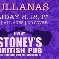 Lullanas - Friday August 18 - Live at Stoneys