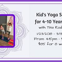 Kids Yoga Series for 4-10 Year Olds