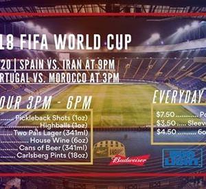 FIFA World Cup Spain vs Iran  Portugal vs Morocco