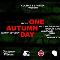 One Night In Autumn w Starter &amp Colmar  Lulu Rouge &amp Jan Brandi