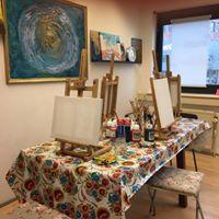 Workshop Schilderen 5 februari 5x maandagavonden  7500 incl.