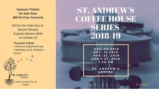 St. Andrews Coffee House