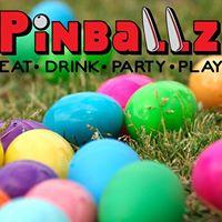 Pinballz Lake Creeks Annual Easter Egg Hunt