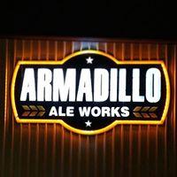 Armadillo Brewery Night