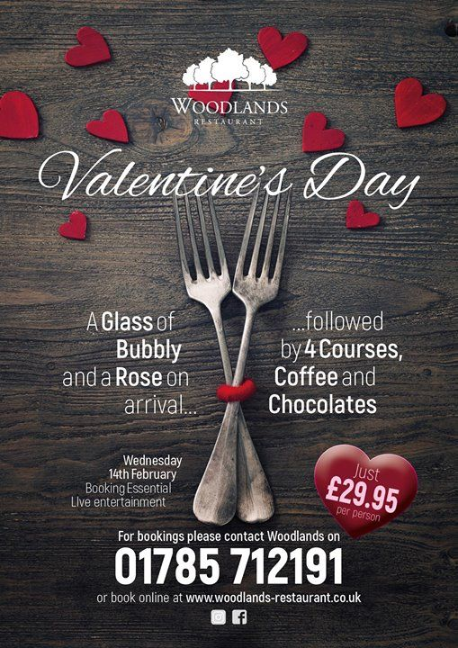 Valentines in Woodlands