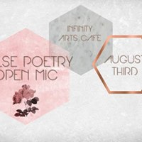 Pulse Poetry Open Mic Infinity Arts Caf