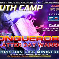 Youth Camp - More Than Conquerors