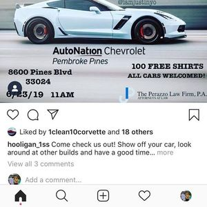 Chevrolet Pembroke Pines >> 23rd June 2019 Events In Hollywood