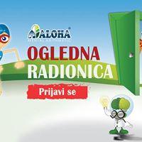 Ogledna radionica ALOHA mentalne artimetike u Osijeku