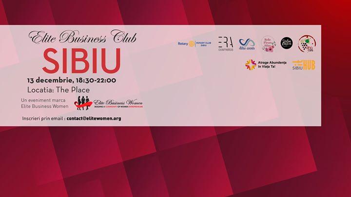 Elite Business Club Sibiu by Elite Business Women