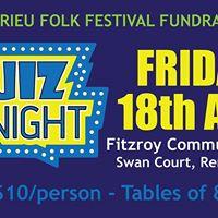 FFF QUIZ NIGHT Fundraiser