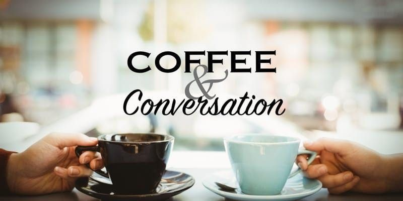 Coffee & Conversation with Troy Harding
