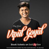 Punchliners Standup Comedy Show ft. Vipul Goyal in Gurgaon
