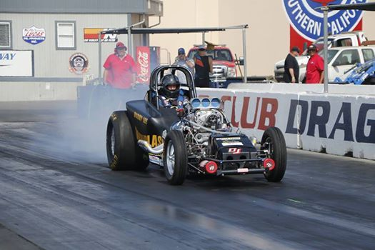 Open Test & Tune, Vintage 7 60, So Cal  Pro Gas at Auto Club Dragway