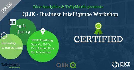 QLIK - Business Intelligence Workshop