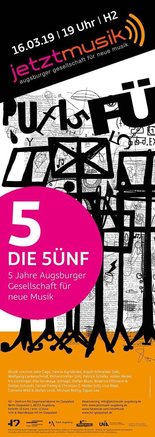 DIE 5NF - 5 Jahre jetztmusik