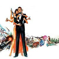 James Bond Dance Party