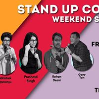 Stand-up Comedy Weekend Specials (161718th)