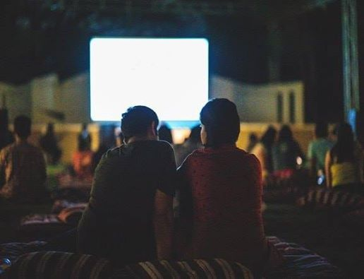 Open Air Cinema - Valentines Special