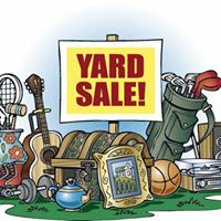 3rd Annual Yard Sale
