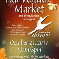 Grissom Dance Fall Vendor Market
