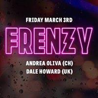 Frenzy w Andrea Oliva Dale Howard Quentin van Honk