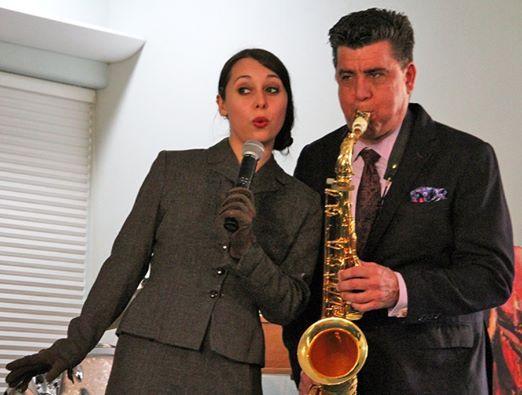Jeff Rupert Quartet with Veronica Swift