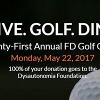 Dysautonomia Foundations Twenty-First Annual FD Golf Classic