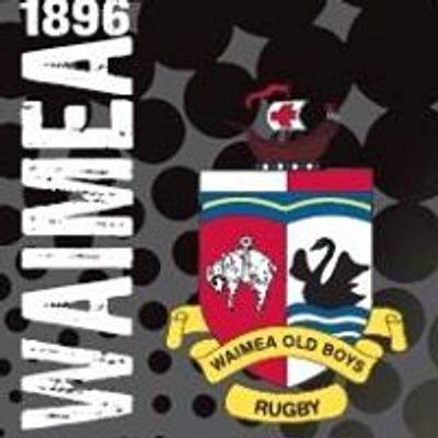 Waimea Old Boys Rugby Football Club Inc.