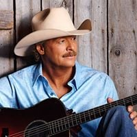 Alan Jackson &amp Lee Ann Womack At Ford Center - IN