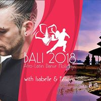 BALI Afro-Latin Dance Holidays - 100 USD Discount