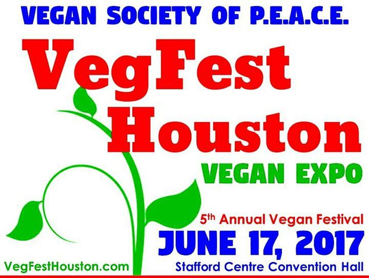 Veg Fest Houston Vegan Expo 2017