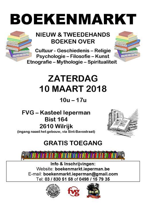 Boekenmarkt - Nieuwe & tweedehands boeken